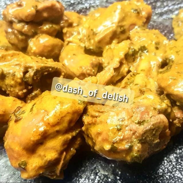 Masala Coriander Chicken