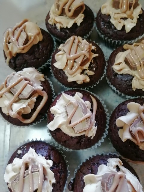 Chocolate Cuppies