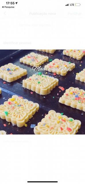 Barfi Biscuits