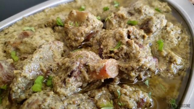 Afghan Mutton