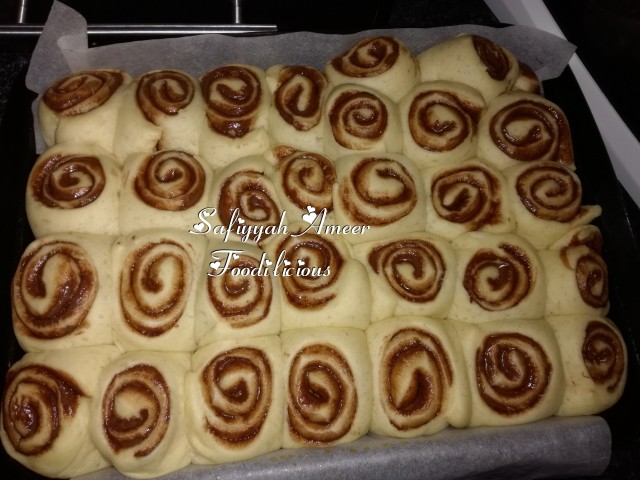 Nutella Cinnabons
