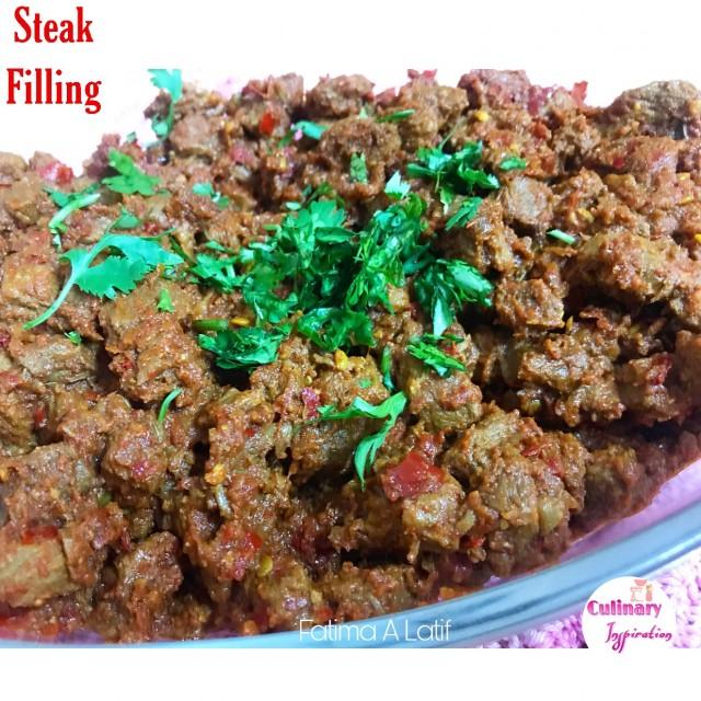Steak Filling