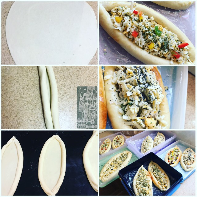 Pide With Fillings