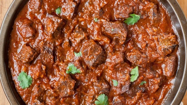 Saucy Beef Strips Or Cubes