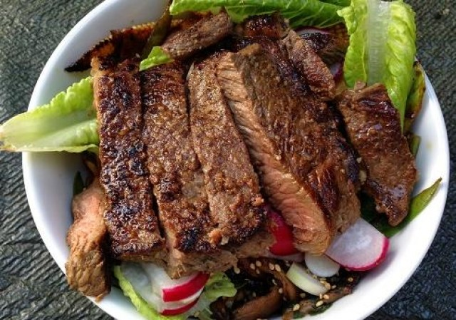 Steak Sizzler