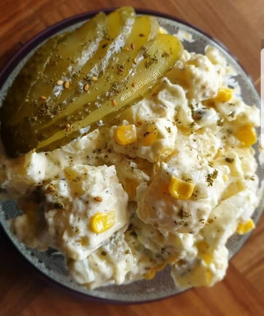 Gourmet Potatoe Salad My Way