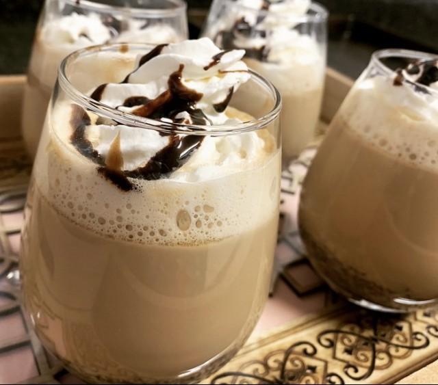 Oreo Caffe Mocha