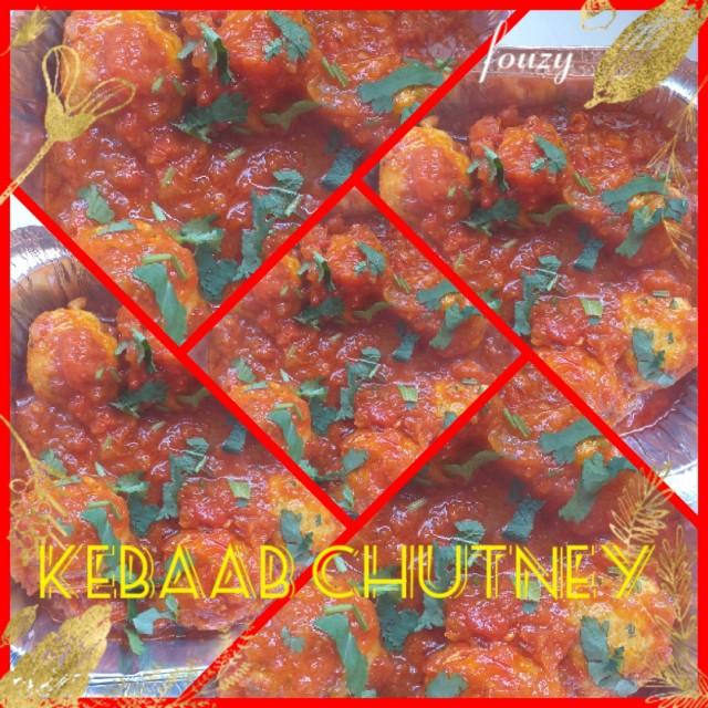 Kebaab Chutney