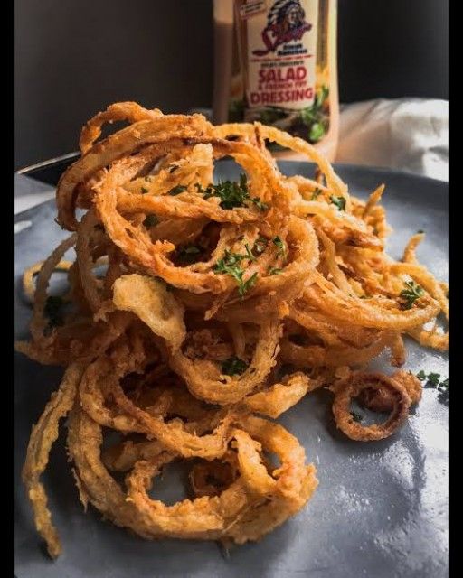 Onion Rings-spur Style
