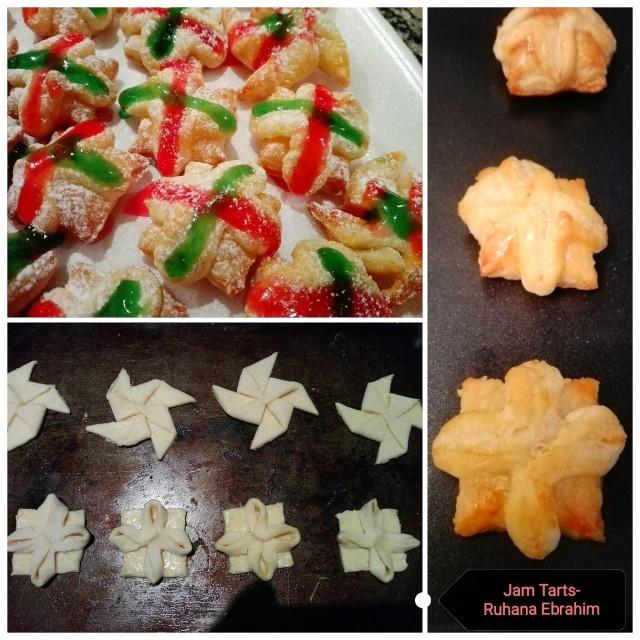 Pastry Jam Tarts
