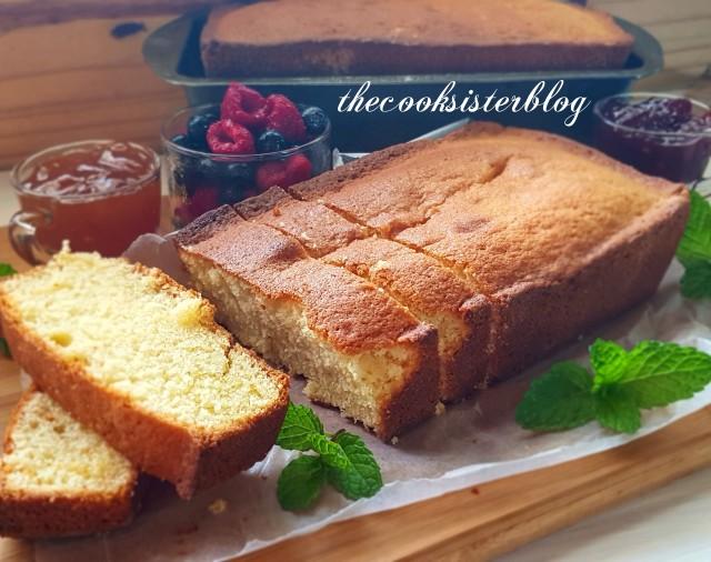 Plain Madeira Cake