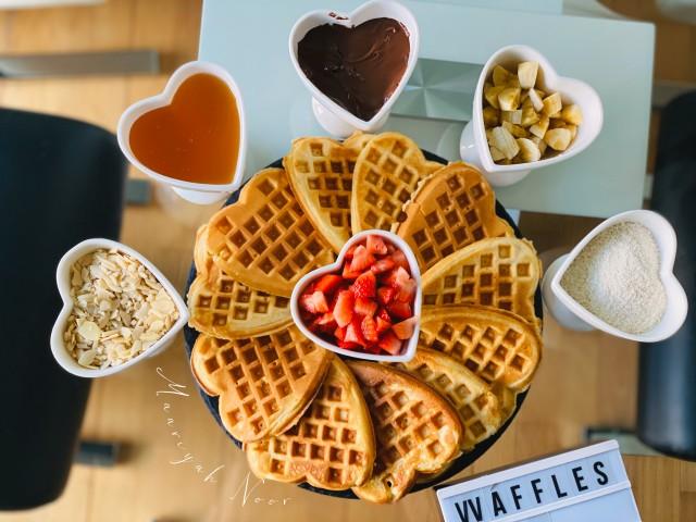 Waffles 🧇