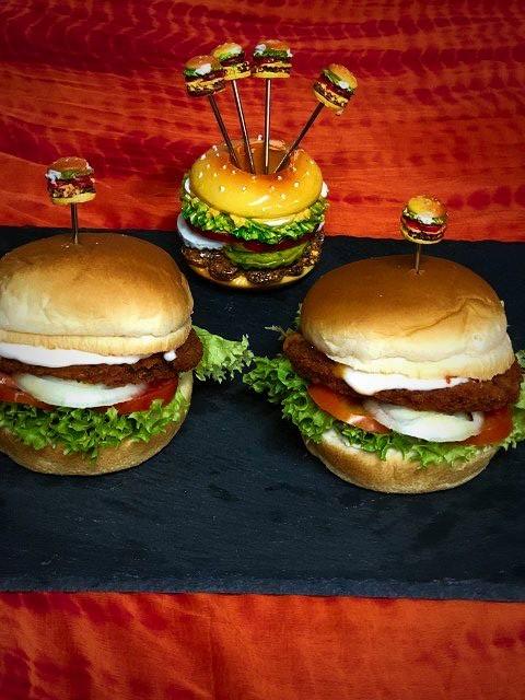 Zinger Burger 🍔🍔🍔