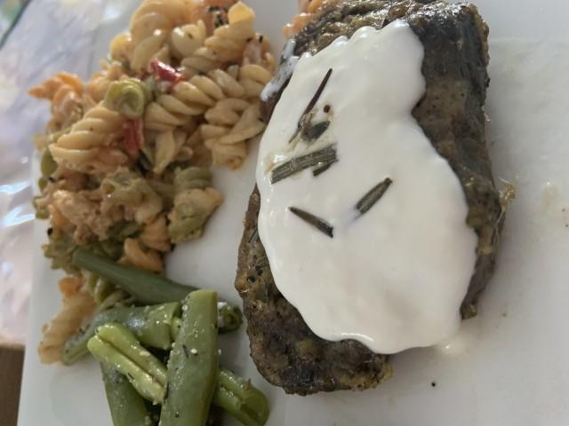 Fillet Steak Ala Creme