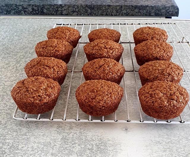 Delicious Bran Muffins