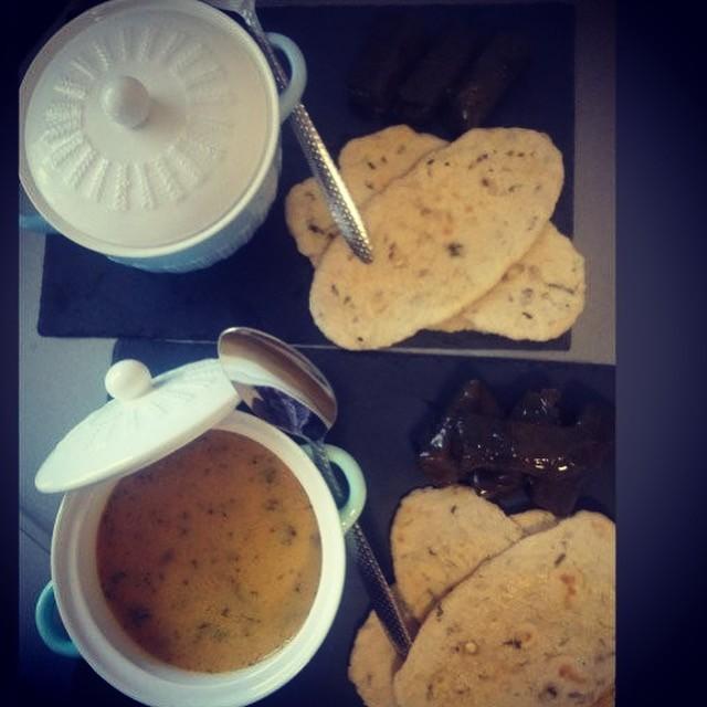 Cheesy Ukrainian Vegetable Soup