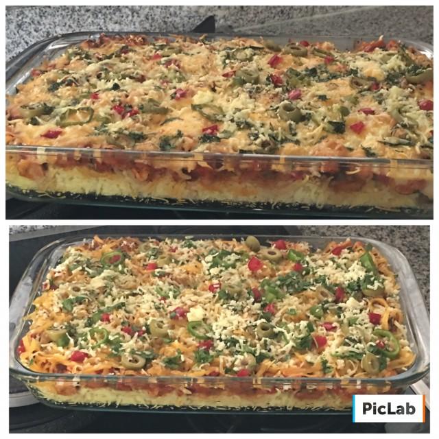Pizza Rice