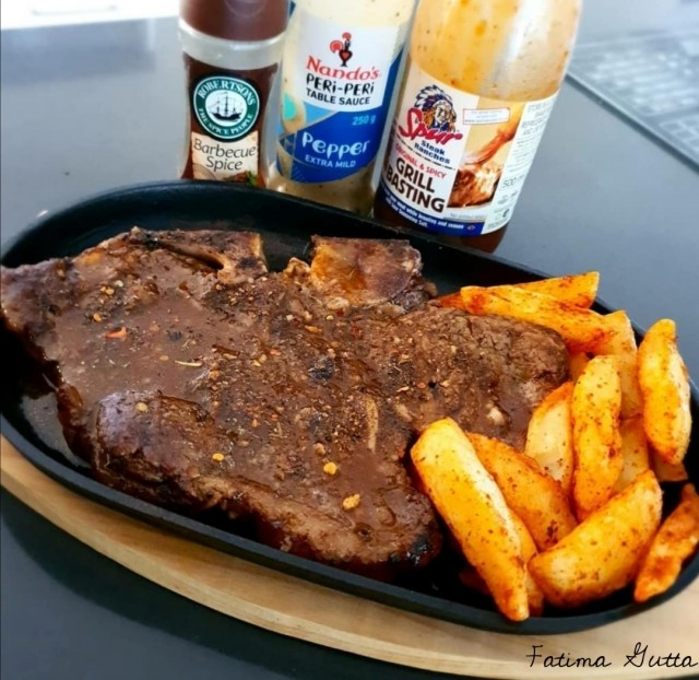 Spur Inspired Steak