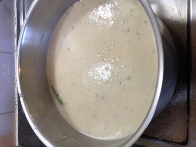 Millenial Thai Chicken Soup