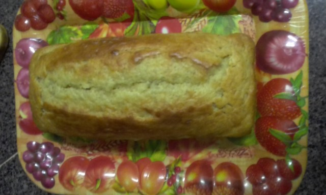 The Easiest And Tastiest Banana Cake/loaf