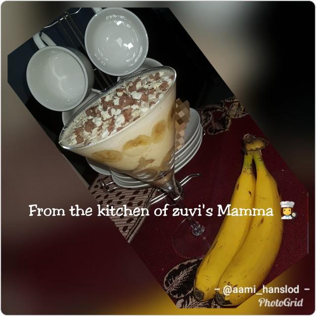 Easy Banana Dessert 🍌🍌🍌