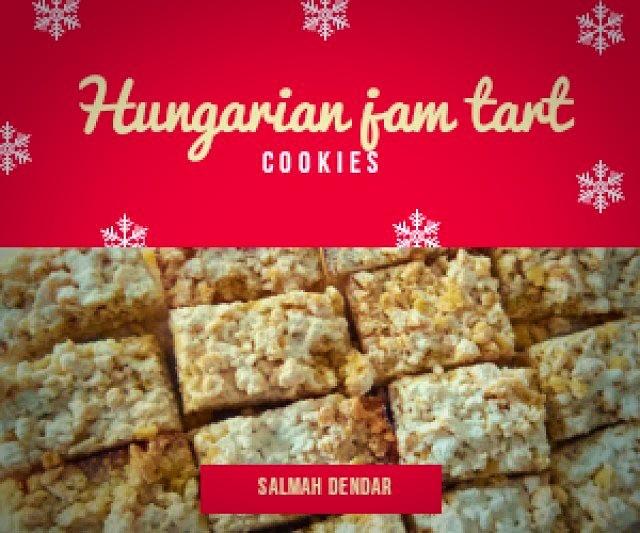 Hungarian Jam Tarts