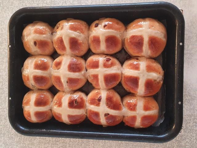 Flawless Hot Cross Buns