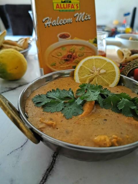 Allifa's Chicken Haleem