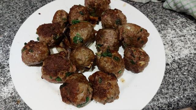 Beef Frikkadels