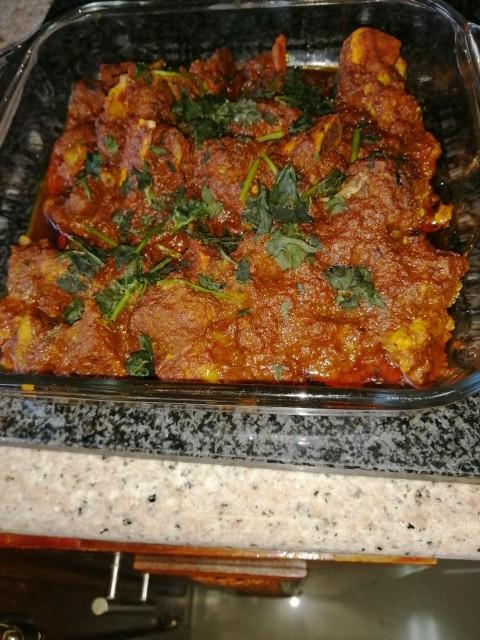 Steak Curry
