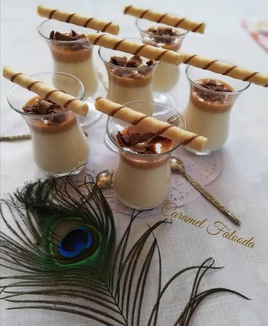 Caramel Falooda