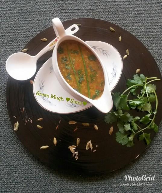 Green Mugh Recipe By Sumayah