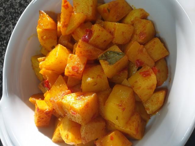 Aloo Fry ( Potatoe Fry )