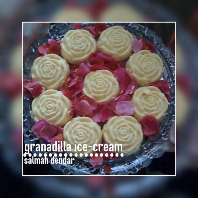 Granadilla Ice Cream