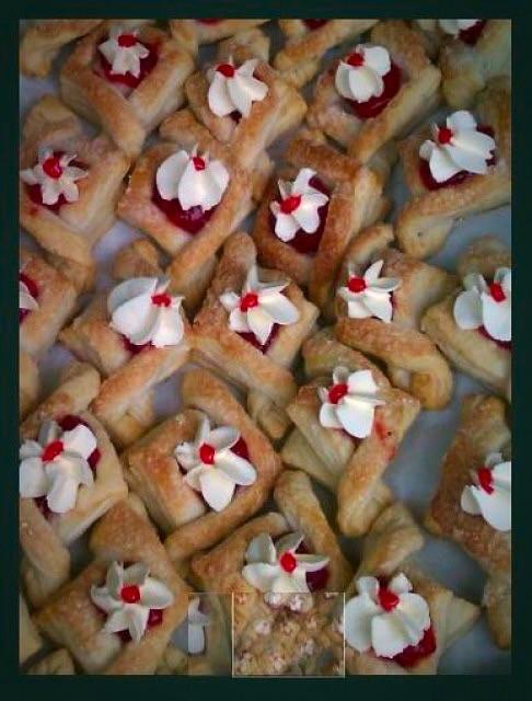Coconut Twists (raspberry Or Chocolate)
