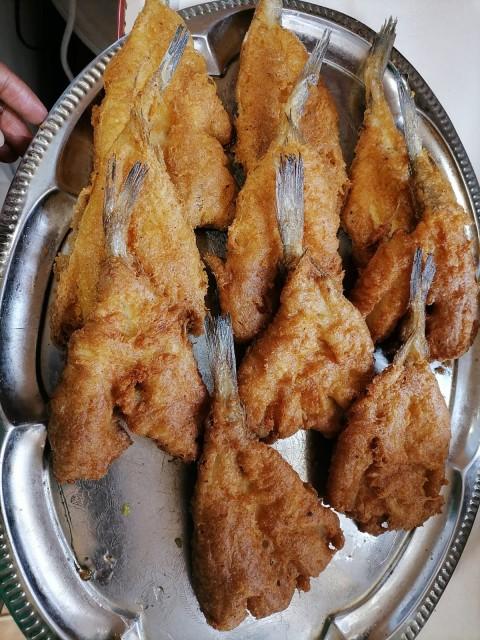 Peri Peri Fried Fish