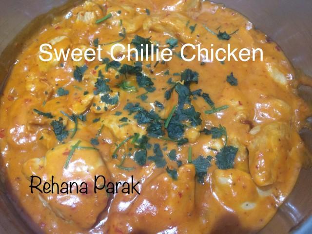 Sweet Chillie Chicken