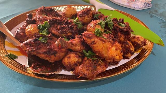 Eid Breakfast Baby Chickens