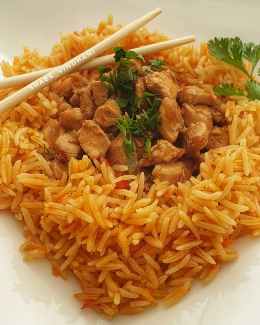 Spicy Portuguese Chiken