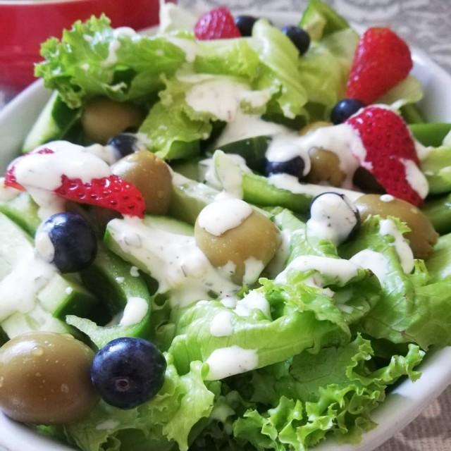 Quick & Easy Salad Dressing