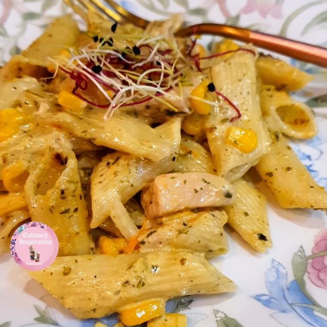 Creamy Veg Pasta