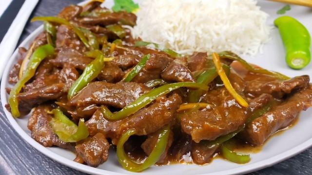Beef Chili Strips