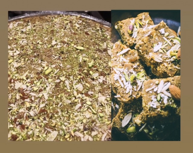 Methi Paak (huwawar And For Backaches)