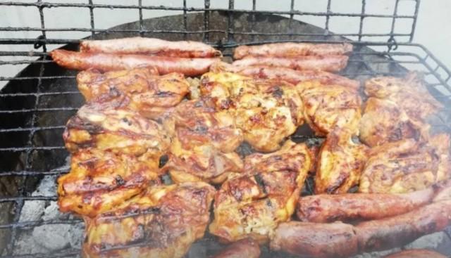 Grilled *tasty Bbq Braai Chicken*
