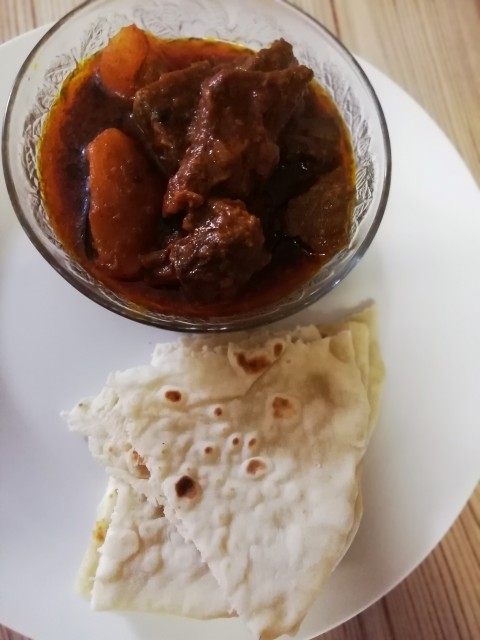 Beef Curry With Potatoes 😋🌶️😋🌶️