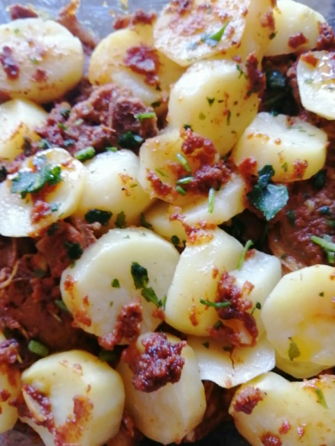 Spicy Masala Chops