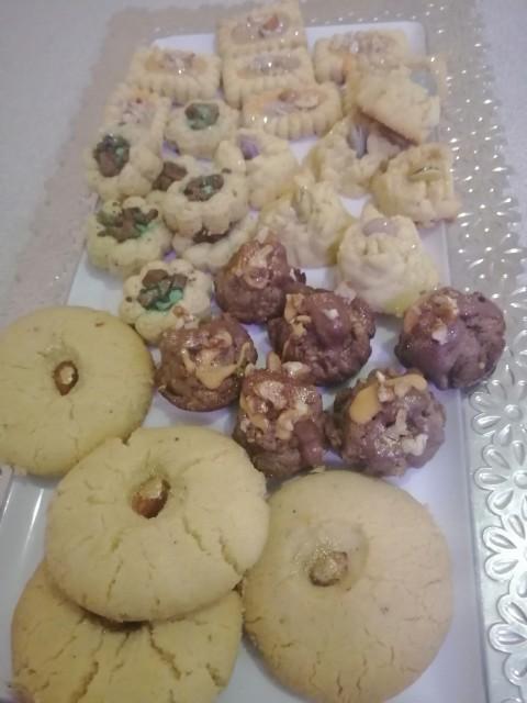Eid Variety Biscuits