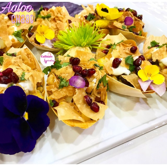 Aaloo Chaat