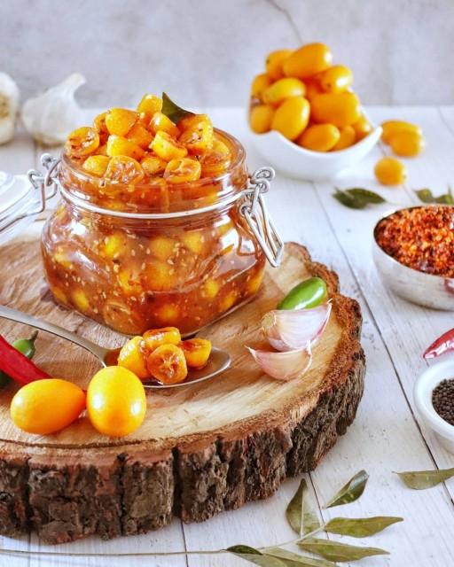 Kumquat Achaar
