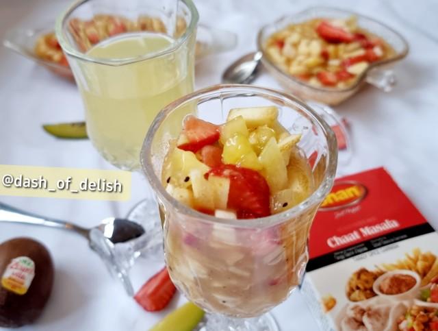 Juicey Fruit Salad